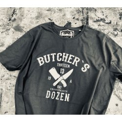 BUTCHER - 13 IS A DOZEN