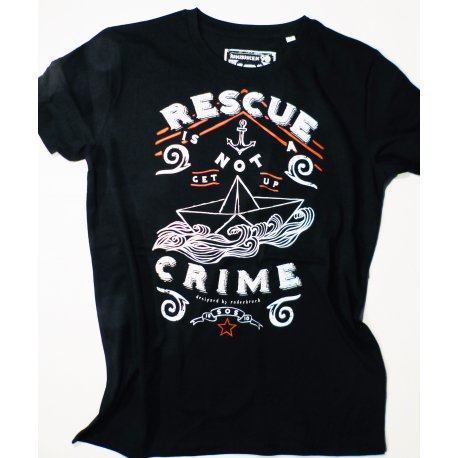 Rescue is not a crime - Herren