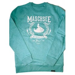 Maschseewasser - Pulli Unisex